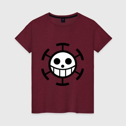 Женская футболка хлопок One Piece XL фото