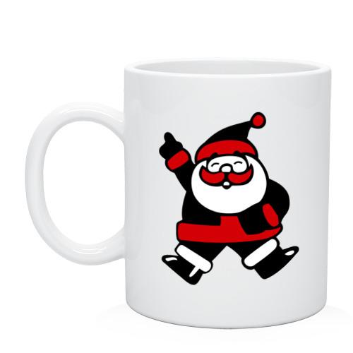 Кружка Дед мороз от Всемайки