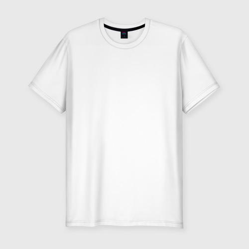 Мужская футболка премиум  Фото 01, Шикарная тату на спине