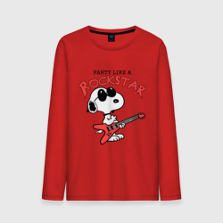 Snoopy Rockstar