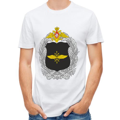 Мужская футболка полусинтетическая  Фото 01, Войска связи (4)
