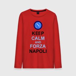 keep calm and forza napoli