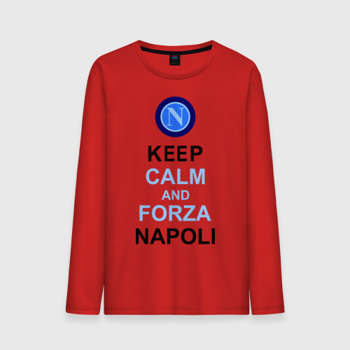keep calm and forza napoli