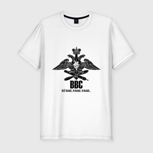 Мужская футболка премиум  Фото 01, ВВС