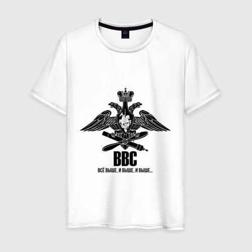 Мужская футболка хлопок ВВС