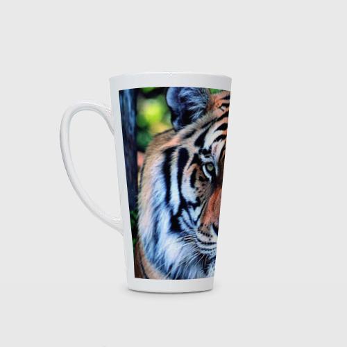 Кружка Латте Тигр