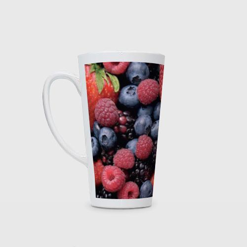 Кружка Латте Лесные ягоды