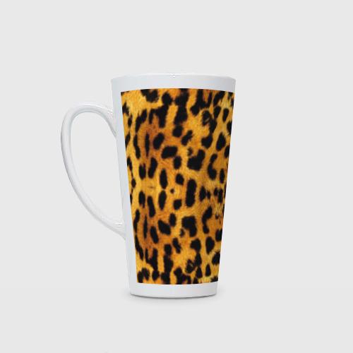 Кружка Латте Леопардовая шкура
