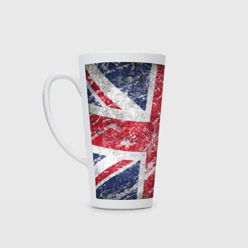 Кружка Латте Британский флаг