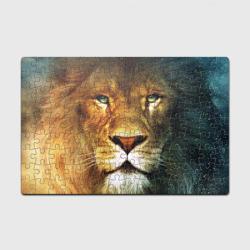Пазл магнитный 126 элементовКосмический лев