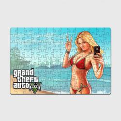 GTA 5 девушка