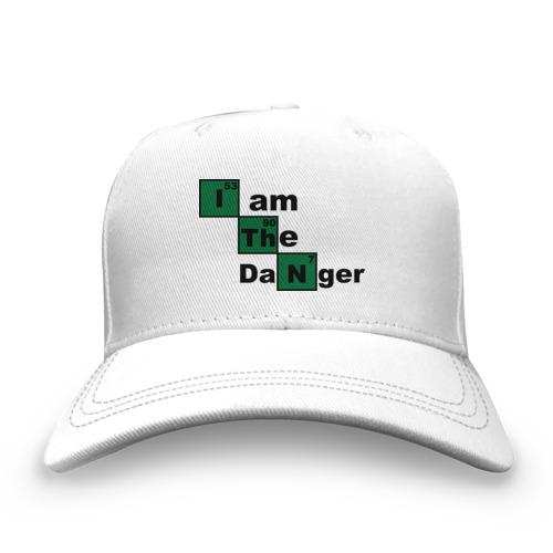 Бейсболка I am the danger от Всемайки