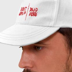 Don't open - dead inside