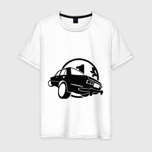 Мужская футболка хлопок Копейка