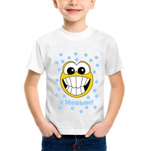 Детская футболка синтетическая С Новым от Всемайки