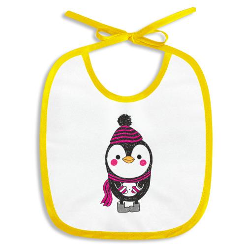 Пингвин в валенках