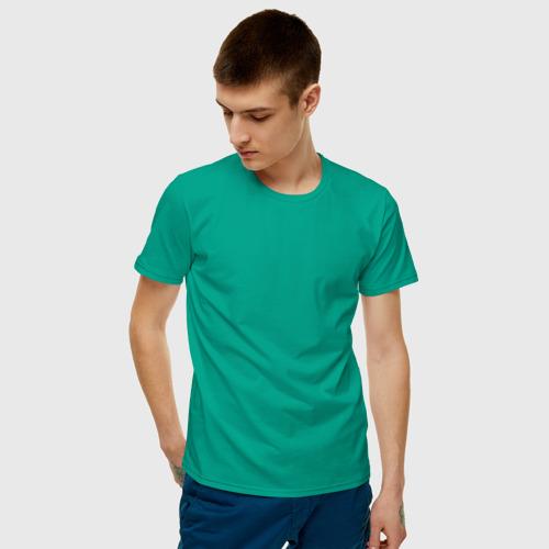 Мужская футболка хлопок  Фото 03, Демонический крылья