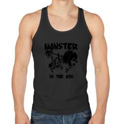 Monster in the gym - интернет магазин Futbolkaa.ru