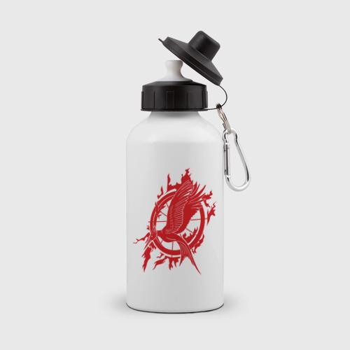 Бутылка спортивная Логотип птица