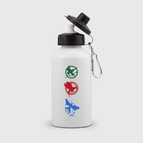 Бутылка спортивная Голодные игры