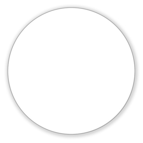 Коврик круглый Коврик круглый Збагойного нового года от Всемайки