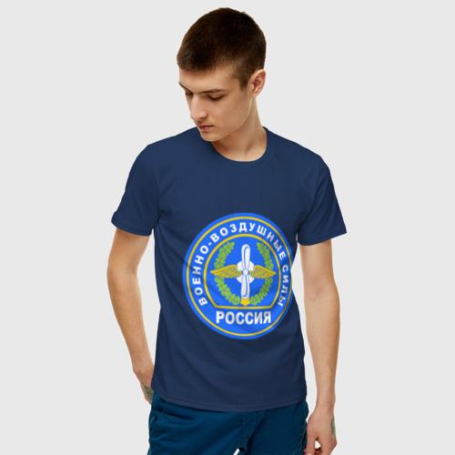 Мужская футболка хлопок  Фото 03, ВВС