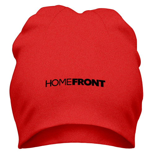 Шапка Home front