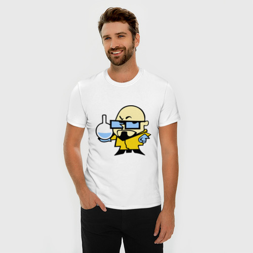 Мужская футболка премиум  Фото 03, breaking bad карикатура