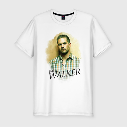 Мужская футболка премиум  Фото 01, Paul Walker
