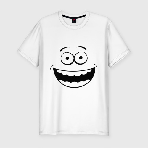 Мужская футболка премиум  Фото 01, Обжора