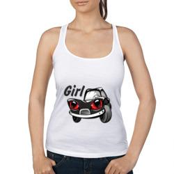 Авто-girl