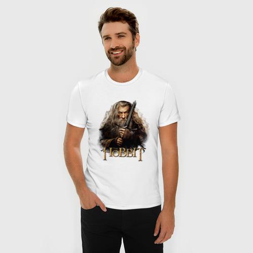 Мужская футболка премиум  Фото 03, Гендальф