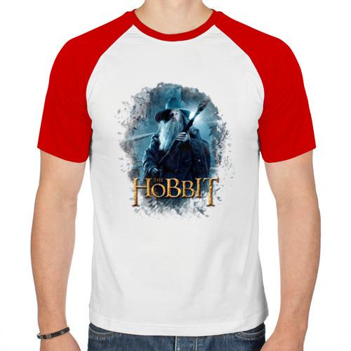 Мужская футболка реглан  Фото 01, Гендальф