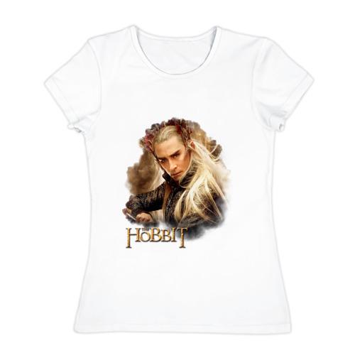 Женская футболка хлопок Трандуил