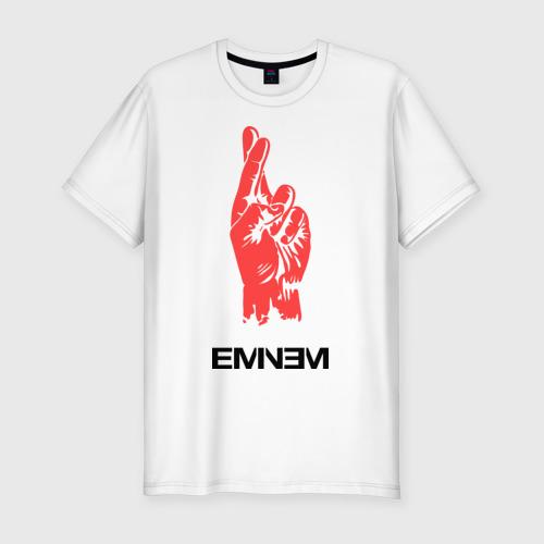 Мужская футболка премиум  Фото 01, Eminem