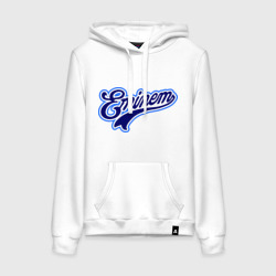 Eminem logo blue