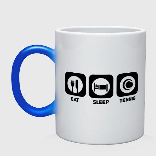 Eat Sleep Tennis (Еда, Сон, Теннис)