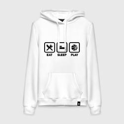 Eat Sleep Play (Еда, сон, баскетбол)