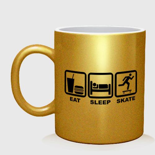 Eat sleep skate (Ешь, Спи, Катайся)