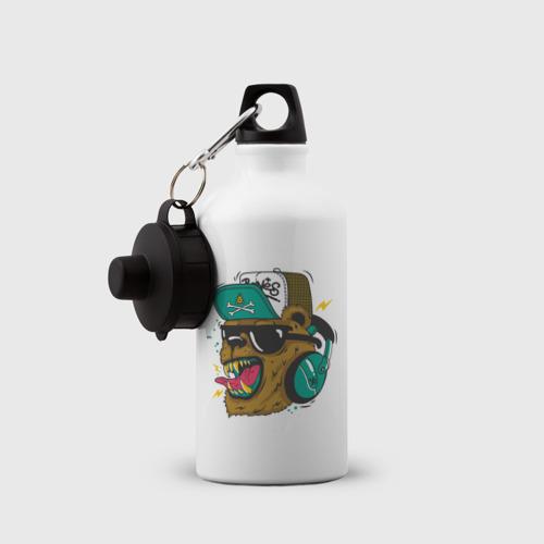 Бутылка спортивная  Фото 03, Boom, Boom Bear