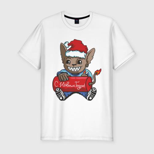 Мужская футболка премиум  Фото 01, Ну что? Бабахнем?