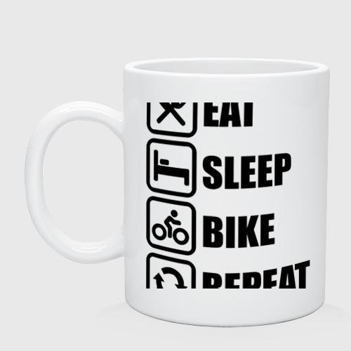 Eat Sleep Bike Repeat