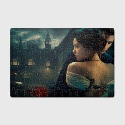 Пазл Дракула с Миной