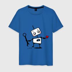 Роботы мальчик (парная)