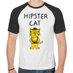 Кот хипстер