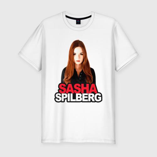 Мужская футболка премиум  Фото 01, Sasha Spilberg