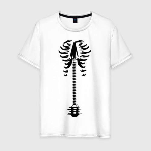 Мужская футболка хлопок Мертвая гитара