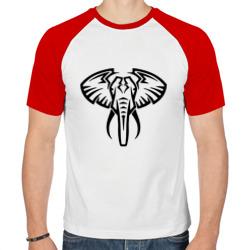 Слон тату