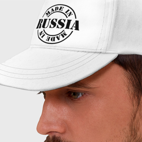 Бейсболка Made in russia