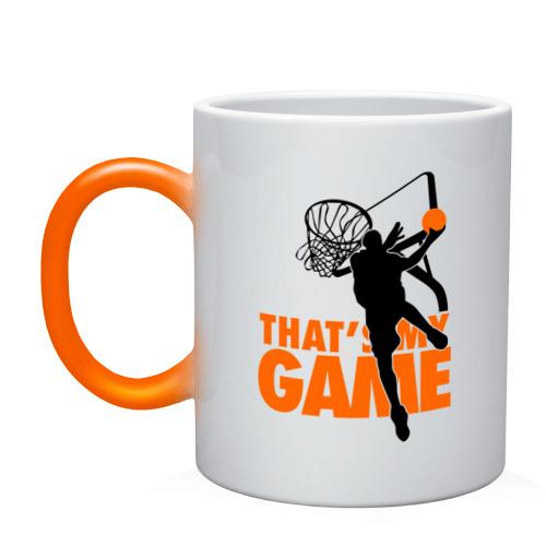 Баскетбол моя игра